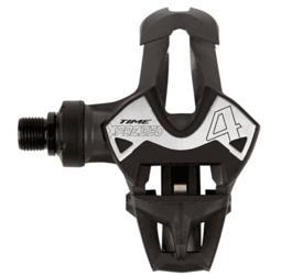 pedala time xpresso 4 dark grey/black
