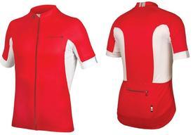 majica endura fs260-pro iii s/s  red