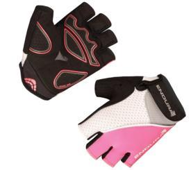 rokavice endura wmns xtract mitt hi-viz pink