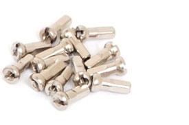 tuljavka sapim polyax brass silver