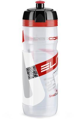 plastenka elite super corsa    clear/red 750ml