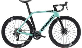 kolo bianchi oltre xr4 disc sram force e-tap axs ltd 2021