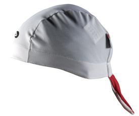 bandana parentini basic white/red