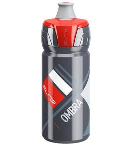 plastenka elite ombra grey/red 550ml