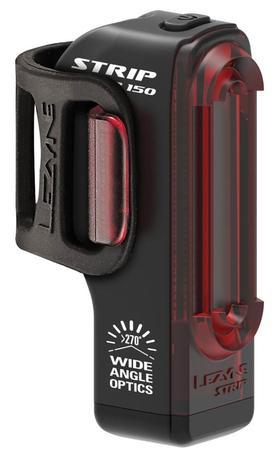 luČ lezyne strip drive 150  zadnja black