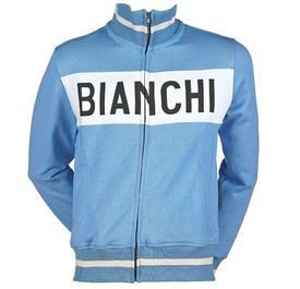 bianchi sweatshirt gent clear blue