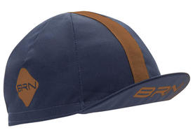 kapa brn cappellino blue/brown