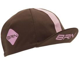 kapa brn cappellino brown/red