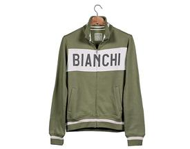 jopica bianchi sweatshirt eroicamilitary green