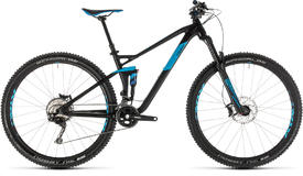 kolo cube stereo 120 race 29 black n blue 2019