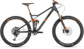 kolo cube stereo 140 hpc tm 27.5 grey n orange 2019