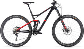 kolo cube stereo 150 c:62 race 29 carbon n red 2019