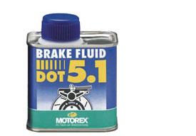 motorex brake fluid dot 5,1 250mltekoČina za hidravliČne zavore