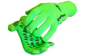 rokavice defeet duraglove et  hi-viz green