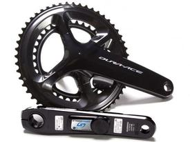 stages power meter shimano  dura ace 9100 r+l