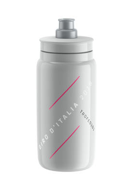 plastenka elite fly giro ditalia 2018 grey 550ml