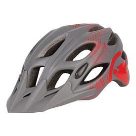 Čelada endura hummvee helmet matt grey