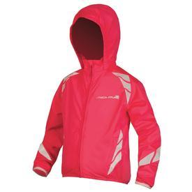jakna endura kids luminite jacket ii pink