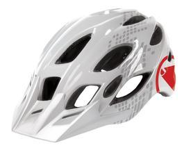 Čelada endura hummvee helmet white