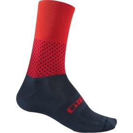nogavice giro comp racer highrise tri split red midnight