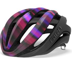 Čelada giro aether mips matte black/electric purple