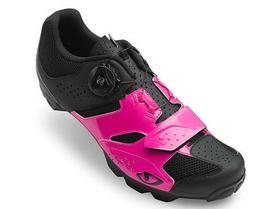 Čevlji giro cylinder  w bright pink/black