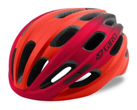 Čelada giro isodematt red/black