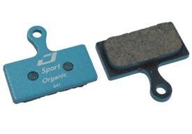 jagwire disc zavorne ploŠČice sport   organic shimano slx / xt / xtr
