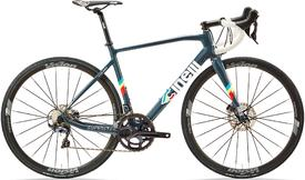 kolo cinelli superstar disc ultegra di2 gray street 2020