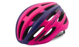 Čelada giro saga  matt bright pink