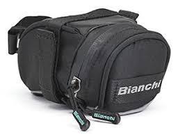 torba bianchi saddlebag   s black