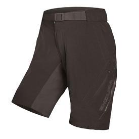 hlače kratke endura wms hummvee lite ii with liner black.