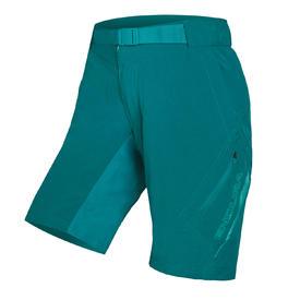 hlače kratke endura wms hummvee lite ii with liner teal.