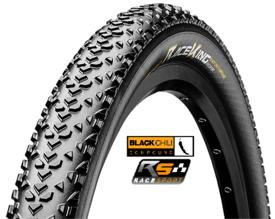 plašč continental race king rs ii26x2.2 (55-559) folding
