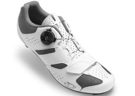 Čevlji giro savix  wwhite/titanium