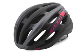 Čelada giro saga   matte black/pink race