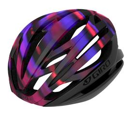 Čelada giro seyen mips mate black/electric purple