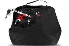 scicon travel basic	 bike bag black