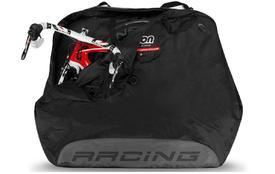 scicon travel plusracing bike bag black