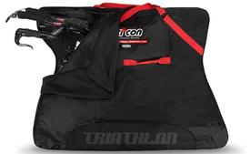 scicon travel plus	 triathlon bike bag black