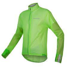 vetrovka endura fs260-pro adrenaline race cape ii hi-viz green
