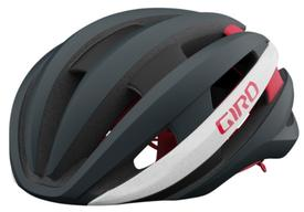 Čelada giro synthe mips ii matt portaro grey/white/red