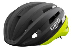 Čelada giro synthe mips ii black fade/highlight yellow