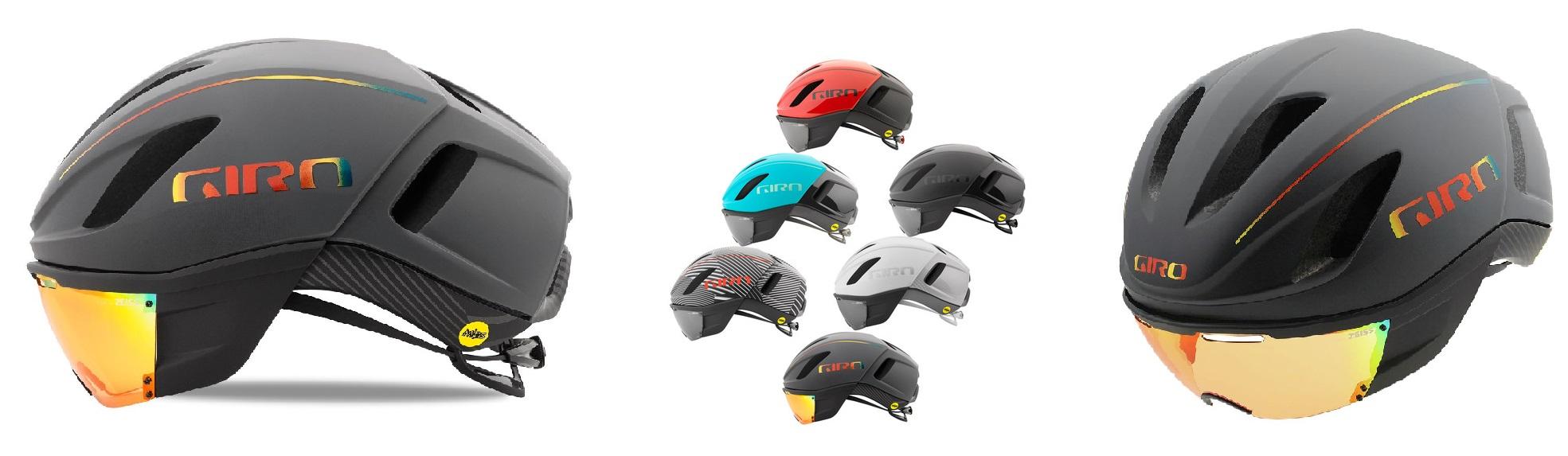 Nove barve priljubljenih čelad Giro Vanquish so že pri nas.