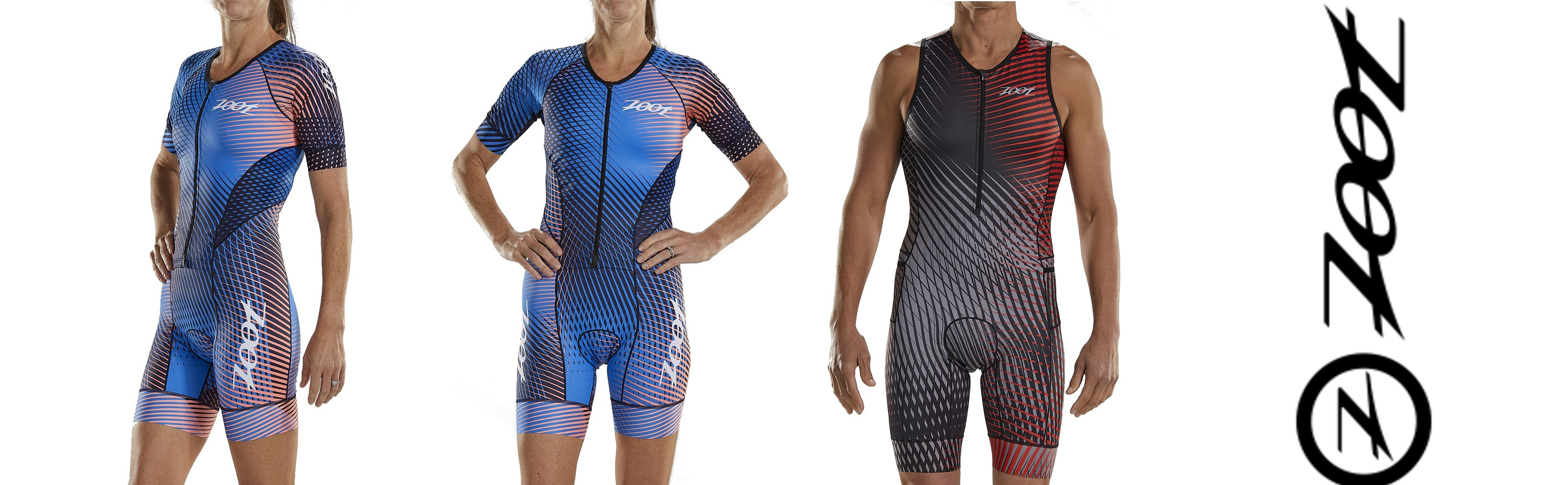 Na zalogi že novi modeli triatlonskih oblačil ZOOT Racesuit PLUS