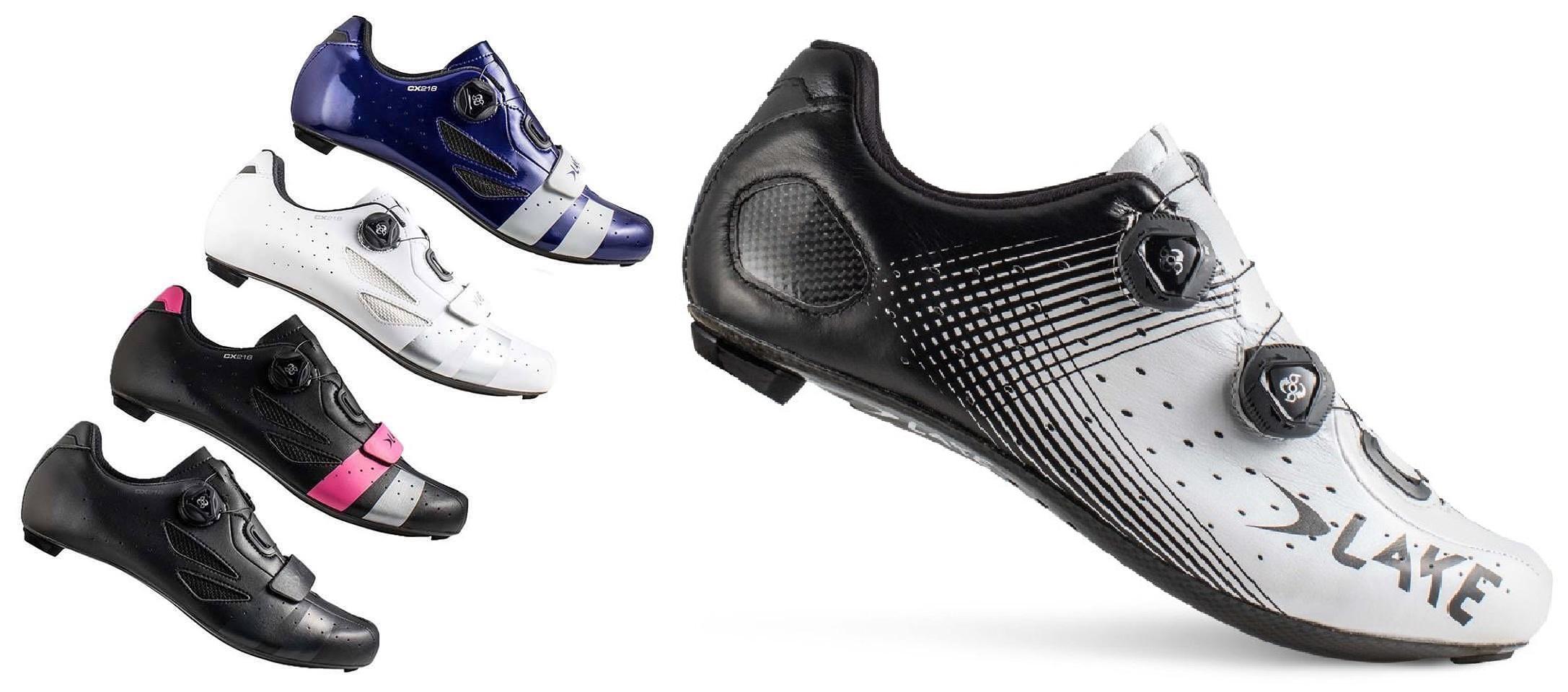 Novost v naši ponudbi so priznani kolesarski in triatlonski čevlji LAKE. Proizvajalec je znan po vrhunskih materialih in izdelavi, ki zagotavljajo najvišje udobje.