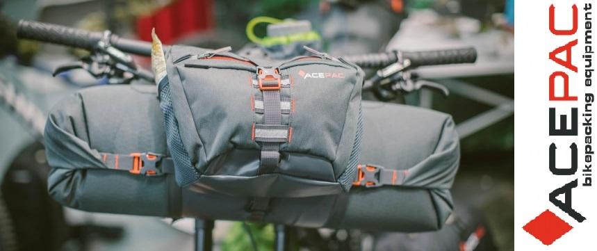 Pestri ponudbi Bikepacking torb smo dodali še izdelke proizvajalca Acepac