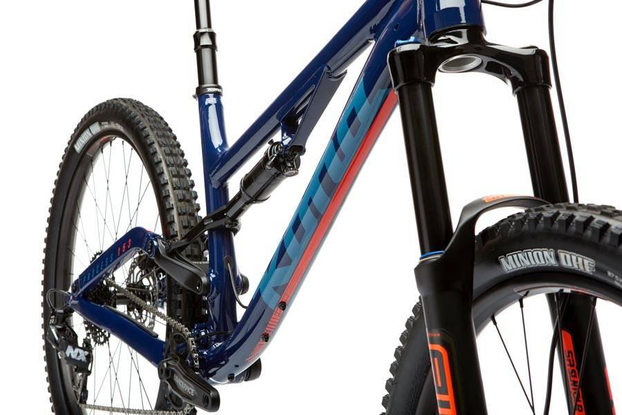 Kona Process 153 in 134 SE! Samo še nekaj zadnjih koles posebne-omejene serije je na voljo pri Koni.
